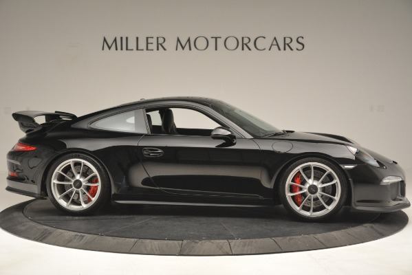 Used 2015 Porsche 911 GT3 for sale Sold at Bugatti of Greenwich in Greenwich CT 06830 10
