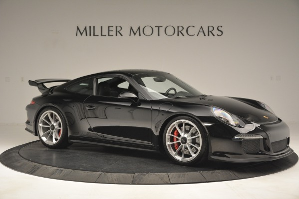 Used 2015 Porsche 911 GT3 for sale Sold at Bugatti of Greenwich in Greenwich CT 06830 11
