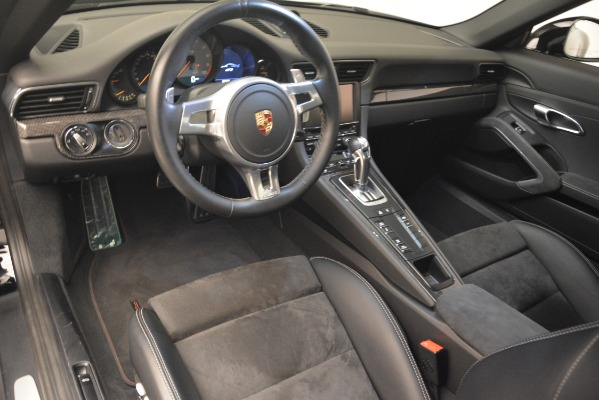 Used 2015 Porsche 911 GT3 for sale Sold at Bugatti of Greenwich in Greenwich CT 06830 13