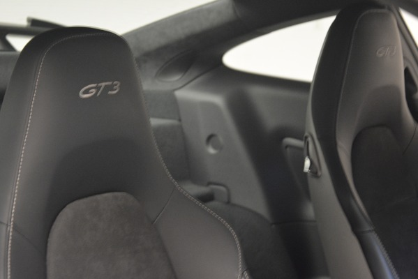 Used 2015 Porsche 911 GT3 for sale Sold at Bugatti of Greenwich in Greenwich CT 06830 22