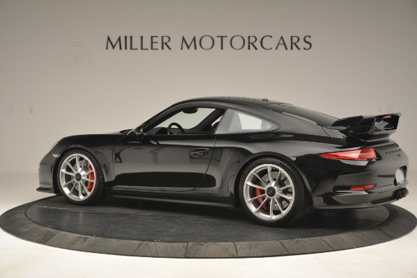 Used 2015 Porsche 911 GT3 for sale Sold at Bugatti of Greenwich in Greenwich CT 06830 4