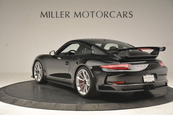 Used 2015 Porsche 911 GT3 for sale Sold at Bugatti of Greenwich in Greenwich CT 06830 5