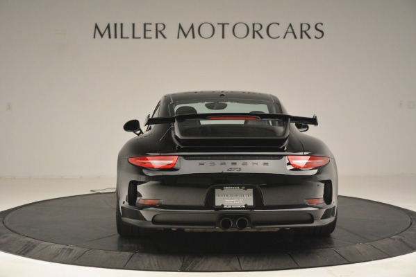 Used 2015 Porsche 911 GT3 for sale Sold at Bugatti of Greenwich in Greenwich CT 06830 6