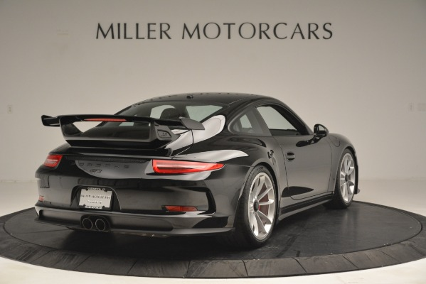 Used 2015 Porsche 911 GT3 for sale Sold at Bugatti of Greenwich in Greenwich CT 06830 8
