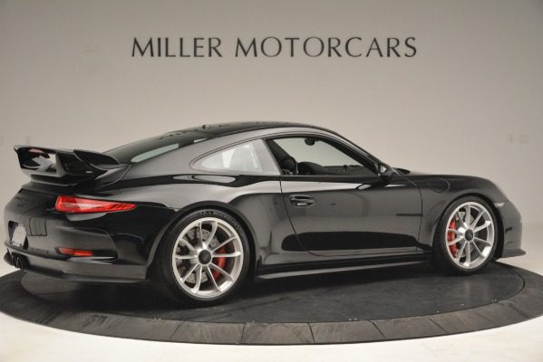Used 2015 Porsche 911 GT3 for sale Sold at Bugatti of Greenwich in Greenwich CT 06830 9