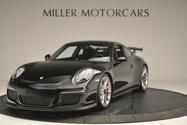 Used 2015 Porsche 911 GT3 for sale Sold at Bugatti of Greenwich in Greenwich CT 06830 1