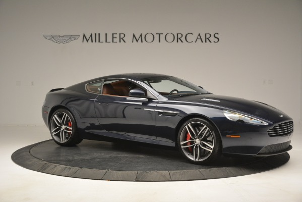 Used 2014 Aston Martin DB9 Coupe for sale Sold at Bugatti of Greenwich in Greenwich CT 06830 10