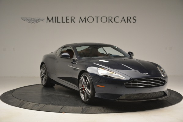 Used 2014 Aston Martin DB9 Coupe for sale Sold at Bugatti of Greenwich in Greenwich CT 06830 11