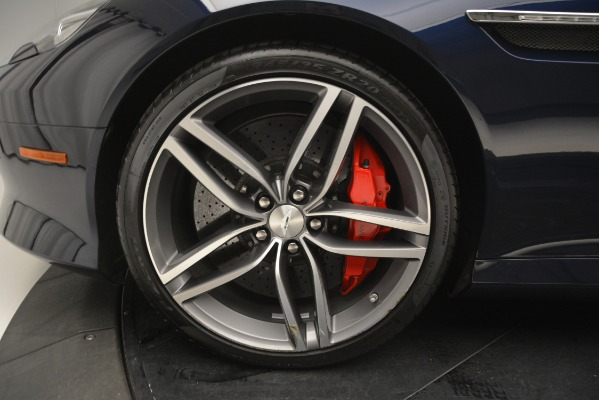 Used 2014 Aston Martin DB9 Coupe for sale Sold at Bugatti of Greenwich in Greenwich CT 06830 13