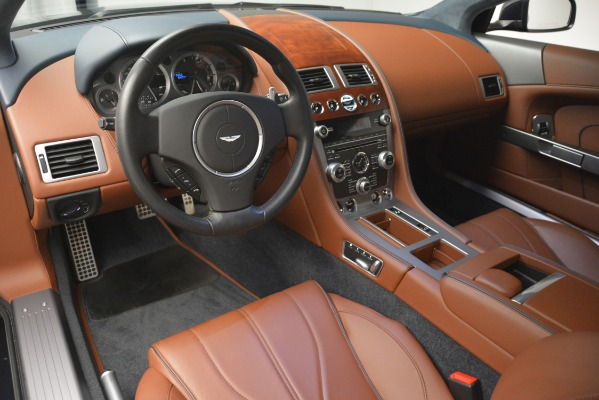 Used 2014 Aston Martin DB9 Coupe for sale Sold at Bugatti of Greenwich in Greenwich CT 06830 14