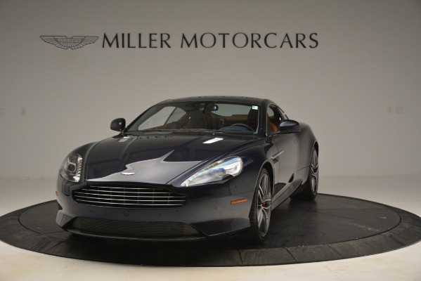 Used 2014 Aston Martin DB9 Coupe for sale Sold at Bugatti of Greenwich in Greenwich CT 06830 2