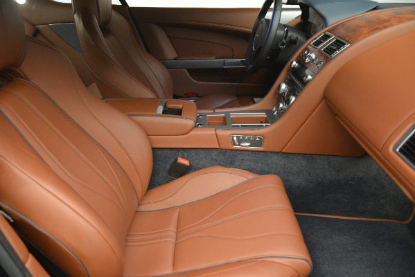 Used 2014 Aston Martin DB9 Coupe for sale Sold at Bugatti of Greenwich in Greenwich CT 06830 21