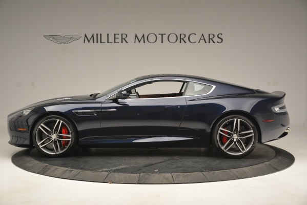 Used 2014 Aston Martin DB9 Coupe for sale Sold at Bugatti of Greenwich in Greenwich CT 06830 3