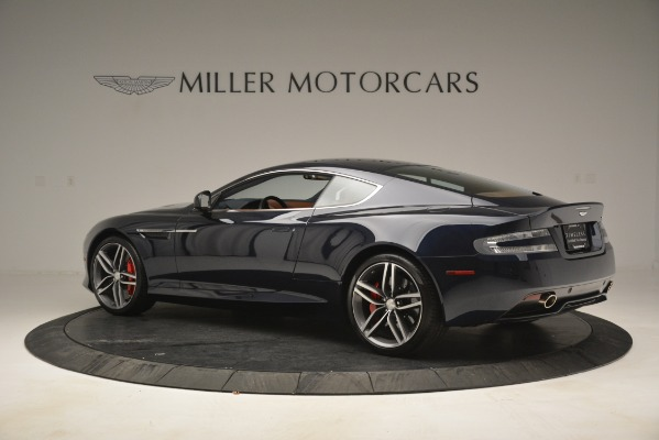 Used 2014 Aston Martin DB9 Coupe for sale Sold at Bugatti of Greenwich in Greenwich CT 06830 4
