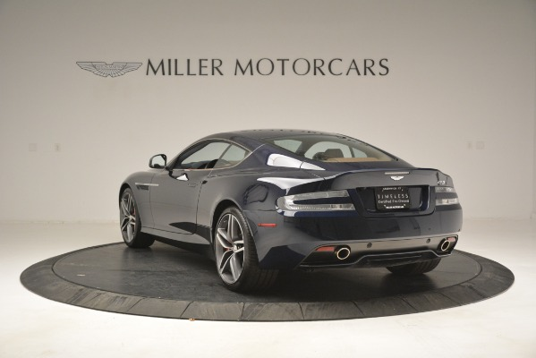 Used 2014 Aston Martin DB9 Coupe for sale Sold at Bugatti of Greenwich in Greenwich CT 06830 5