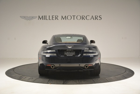 Used 2014 Aston Martin DB9 Coupe for sale Sold at Bugatti of Greenwich in Greenwich CT 06830 6