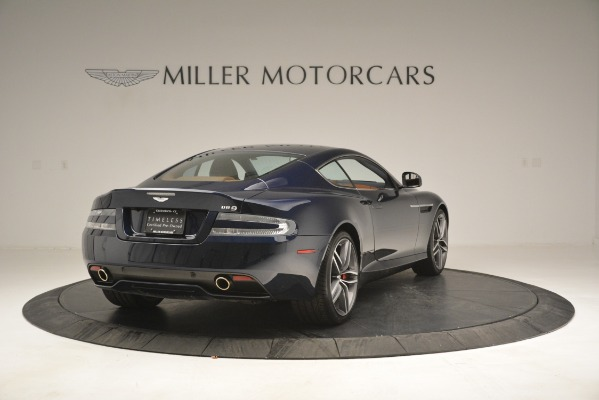 Used 2014 Aston Martin DB9 Coupe for sale Sold at Bugatti of Greenwich in Greenwich CT 06830 7