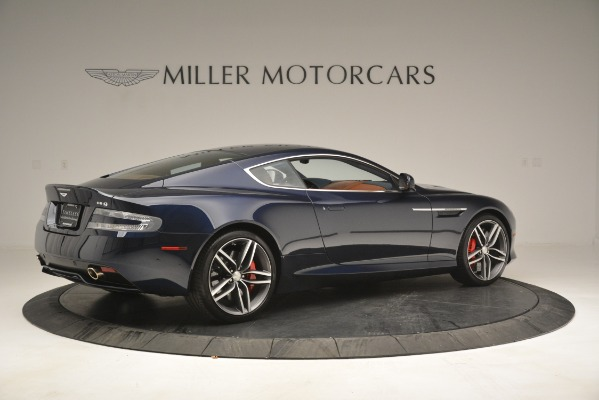 Used 2014 Aston Martin DB9 Coupe for sale Sold at Bugatti of Greenwich in Greenwich CT 06830 8