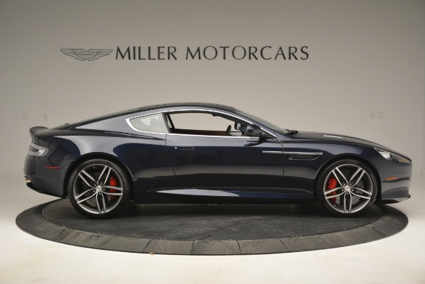 Used 2014 Aston Martin DB9 Coupe for sale Sold at Bugatti of Greenwich in Greenwich CT 06830 9