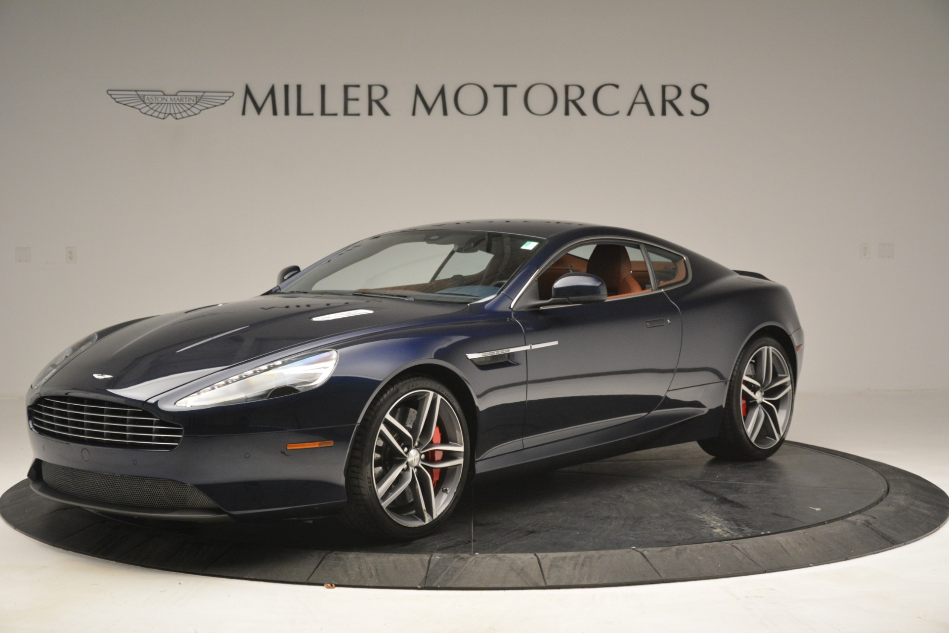 Used 2014 Aston Martin DB9 Coupe for sale Sold at Bugatti of Greenwich in Greenwich CT 06830 1