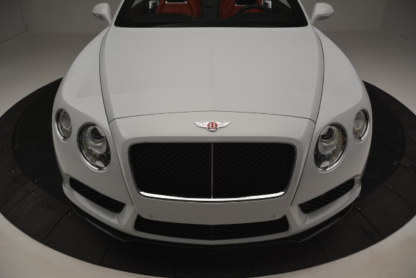 Used 2014 Bentley Continental GT V8 S for sale Sold at Bugatti of Greenwich in Greenwich CT 06830 18