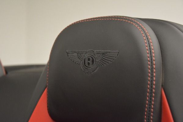 Used 2014 Bentley Continental GT V8 S for sale Sold at Bugatti of Greenwich in Greenwich CT 06830 26