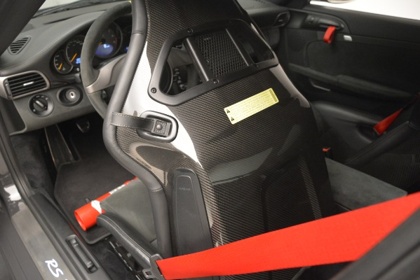 Used 2011 Porsche 911 GT3 RS for sale Sold at Bugatti of Greenwich in Greenwich CT 06830 21