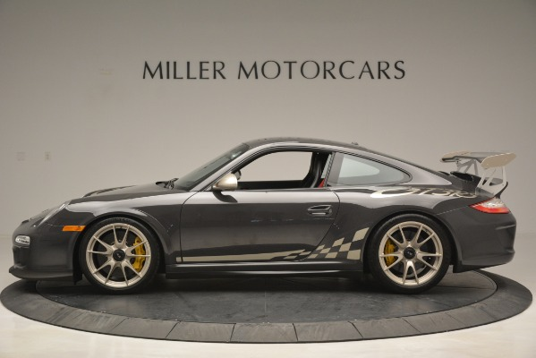 Used 2011 Porsche 911 GT3 RS for sale Sold at Bugatti of Greenwich in Greenwich CT 06830 3