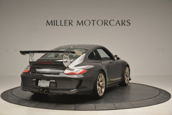 Used 2011 Porsche 911 GT3 RS for sale Sold at Bugatti of Greenwich in Greenwich CT 06830 7