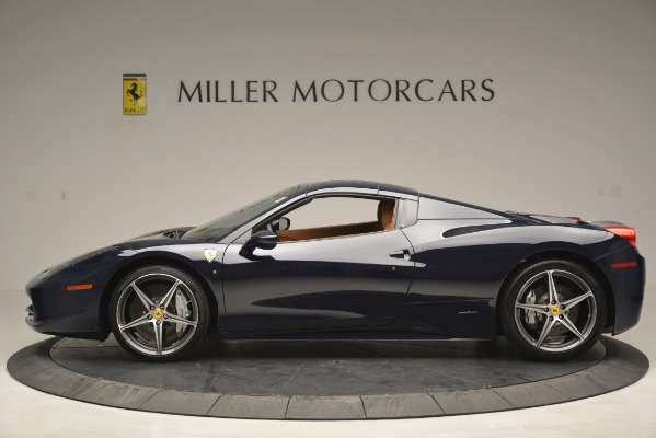 Used 2014 Ferrari 458 Spider for sale Sold at Bugatti of Greenwich in Greenwich CT 06830 15