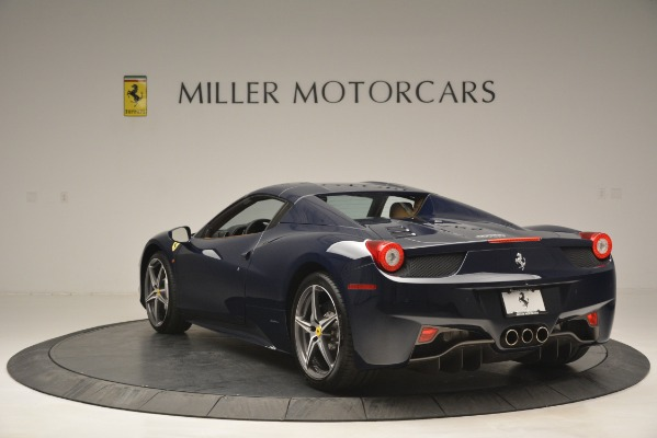 Used 2014 Ferrari 458 Spider for sale Sold at Bugatti of Greenwich in Greenwich CT 06830 17