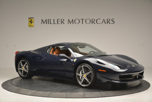 Used 2014 Ferrari 458 Spider for sale Sold at Bugatti of Greenwich in Greenwich CT 06830 22