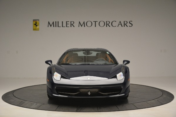 Used 2014 Ferrari 458 Spider for sale Sold at Bugatti of Greenwich in Greenwich CT 06830 24