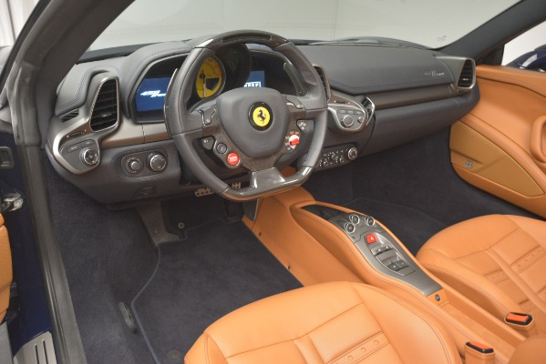 Used 2014 Ferrari 458 Spider for sale Sold at Bugatti of Greenwich in Greenwich CT 06830 25