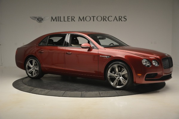 Used 2018 Bentley Flying Spur W12 S for sale Sold at Bugatti of Greenwich in Greenwich CT 06830 10