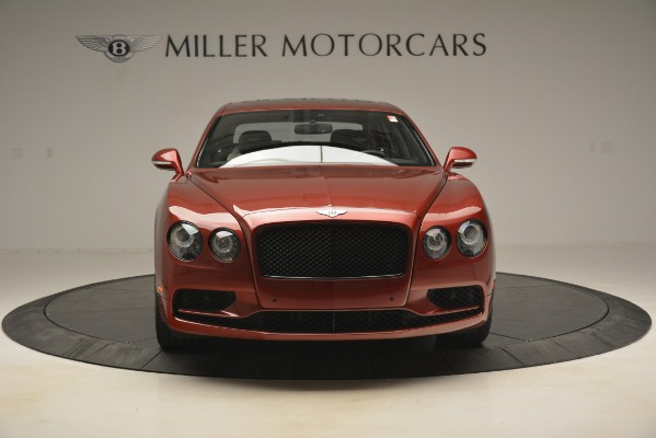 Used 2018 Bentley Flying Spur W12 S for sale Sold at Bugatti of Greenwich in Greenwich CT 06830 12