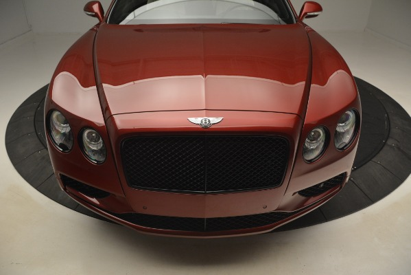 Used 2018 Bentley Flying Spur W12 S for sale Sold at Bugatti of Greenwich in Greenwich CT 06830 13