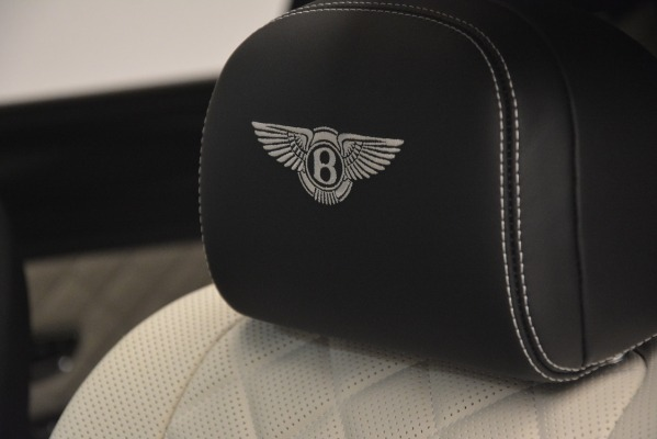 Used 2018 Bentley Flying Spur W12 S for sale Sold at Bugatti of Greenwich in Greenwich CT 06830 21