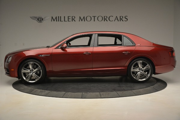 Used 2018 Bentley Flying Spur W12 S for sale Sold at Bugatti of Greenwich in Greenwich CT 06830 3