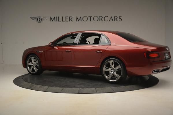 Used 2018 Bentley Flying Spur W12 S for sale Sold at Bugatti of Greenwich in Greenwich CT 06830 4