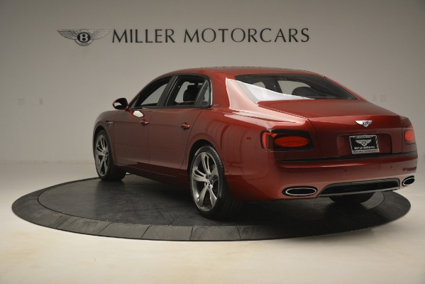 Used 2018 Bentley Flying Spur W12 S for sale Sold at Bugatti of Greenwich in Greenwich CT 06830 5
