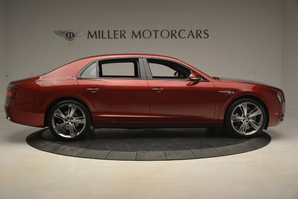 Used 2018 Bentley Flying Spur W12 S for sale Sold at Bugatti of Greenwich in Greenwich CT 06830 9