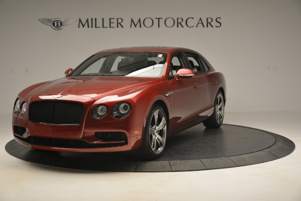 Used 2018 Bentley Flying Spur W12 S for sale Sold at Bugatti of Greenwich in Greenwich CT 06830 1