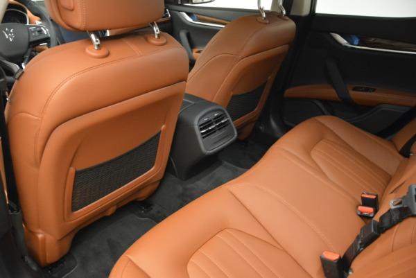 Used 2019 Maserati Ghibli S Q4 for sale $61,900 at Bugatti of Greenwich in Greenwich CT 06830 18