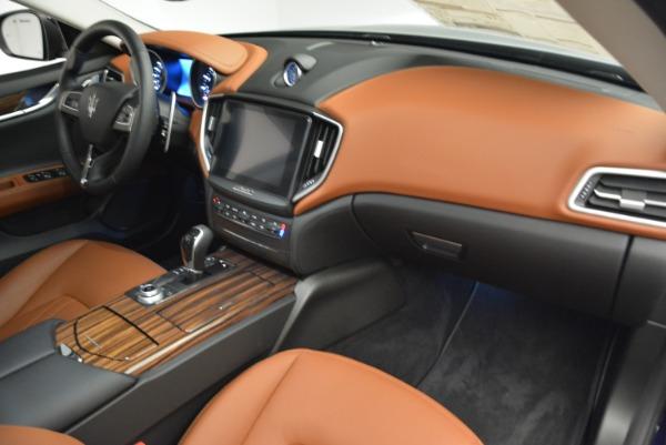 Used 2019 Maserati Ghibli S Q4 for sale $61,900 at Bugatti of Greenwich in Greenwich CT 06830 19