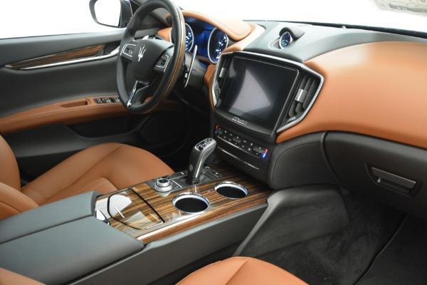 Used 2019 Maserati Ghibli S Q4 for sale Sold at Bugatti of Greenwich in Greenwich CT 06830 17