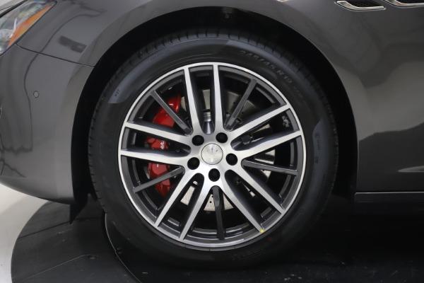 Used 2019 Maserati Ghibli S Q4 for sale Sold at Bugatti of Greenwich in Greenwich CT 06830 26