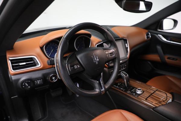 New 2019 Maserati Ghibli S Q4 for sale Sold at Bugatti of Greenwich in Greenwich CT 06830 13