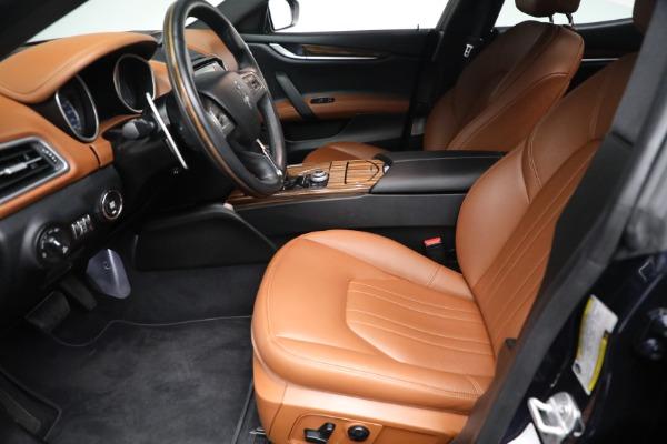 New 2019 Maserati Ghibli S Q4 for sale Sold at Bugatti of Greenwich in Greenwich CT 06830 14