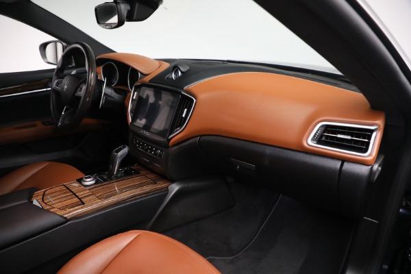 New 2019 Maserati Ghibli S Q4 for sale Sold at Bugatti of Greenwich in Greenwich CT 06830 17